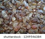 specimen zircon gemstone rough... | Shutterstock . vector #1249546384