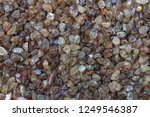 specimen zircon gemstone rough... | Shutterstock . vector #1249546387