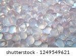 beautiful cabochon rose quartz... | Shutterstock . vector #1249549621