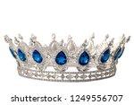 beauty pageant winner  bride... | Shutterstock . vector #1249556707