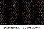 background of multi colored... | Shutterstock . vector #1249580944