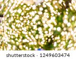 abstract background bokeh light ... | Shutterstock . vector #1249603474