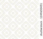 seamless vector pattern.... | Shutterstock .eps vector #1249650451