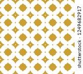 seamless vector pattern in... | Shutterstock .eps vector #1249682917
