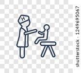 pediatrician icon. trendy...   Shutterstock .eps vector #1249695067