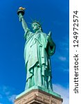 American Symbol   Statue Of...