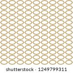 seamless vector pattern in... | Shutterstock .eps vector #1249799311