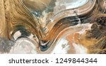 wind music  tribute to pollock  ... | Shutterstock . vector #1249844344