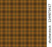 tartan traditional checkered...   Shutterstock . vector #1249873417