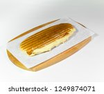 turkish fast food sandwich | Shutterstock . vector #1249874071