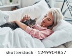 Cats Friendly. Attractive Youn...