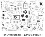 children's world  children's... | Shutterstock .eps vector #1249954834
