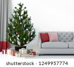 3d illustration. festive... | Shutterstock . vector #1249957774