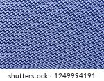 close up of polyester textured... | Shutterstock . vector #1249994191