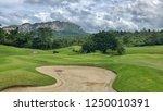golf course   green | Shutterstock . vector #1250010391