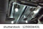 ventilation. ventilation pipes...   Shutterstock . vector #1250036431