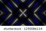 beautiful abstract symmetry...   Shutterstock . vector #1250086114