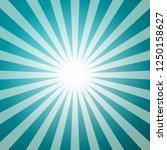 blue retro vector background... | Shutterstock .eps vector #1250158627
