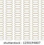 seamless vector pattern in... | Shutterstock .eps vector #1250194807