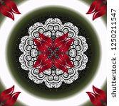 sacred geometric vector symbol... | Shutterstock .eps vector #1250211547