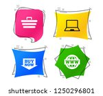 online shopping icons. notebook ...   Shutterstock .eps vector #1250296801