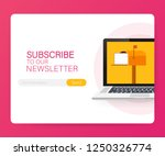 Email Subscribe  Online...
