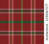 scottish pattern in black  red... | Shutterstock .eps vector #1250367277