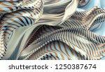 elegant  luxury silk background.... | Shutterstock . vector #1250387674