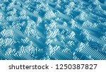 beautiful white fantasy... | Shutterstock . vector #1250387827