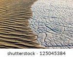 Desert Landscape  Death Valley...