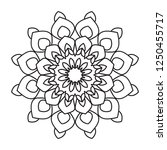 Basic Mandalas  Easy Coloring...