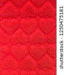 vertical image. textured fabric ...   Shutterstock . vector #1250475181
