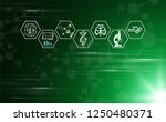 abstract background technology... | Shutterstock .eps vector #1250480371