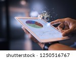 technology global network and... | Shutterstock . vector #1250516767