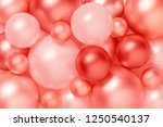 Living Coral Color Background...