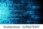modern abstract technology... | Shutterstock .eps vector #1250679697