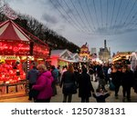 paris  france   december 5 ...   Shutterstock . vector #1250738131