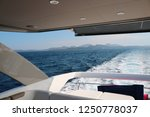 yachting luxury and lifestyle  | Shutterstock . vector #1250778037