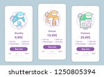 online courses prices... | Shutterstock .eps vector #1250805394