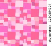pink abstract background.... | Shutterstock .eps vector #1250854324