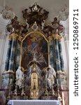 unteressendorf  germany   july... | Shutterstock . vector #1250869711