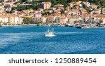 panoramic view of mali losinj...   Shutterstock . vector #1250889454