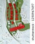 lugano  switzerland   15 june...   Shutterstock . vector #1250967697