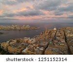 Malta Summer Valletta Drone Old ...
