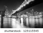 Queensboro Bridge Over New Yor...