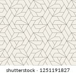 pattern with thin straight... | Shutterstock .eps vector #1251191827