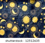 fragment of colorful retro...   Shutterstock . vector #12512635