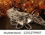 christmas decoration  christmas ... | Shutterstock . vector #1251279907