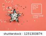 star with sparkles and shape...   Shutterstock . vector #1251303874