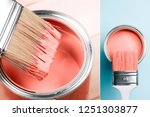 creative collage inspired by... | Shutterstock . vector #1251303877